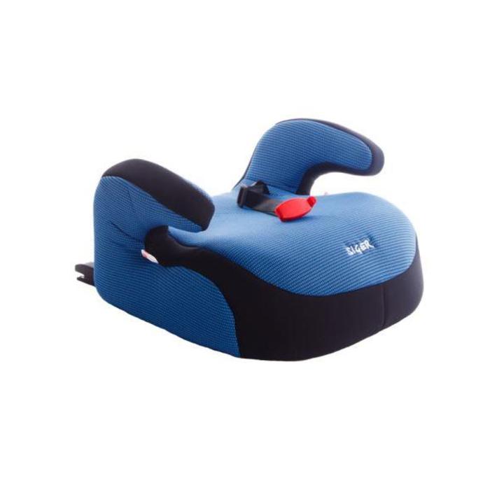 Бустер автомобильный FIX, группа 3, цвет синий