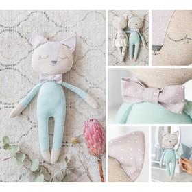 Мягкая игрушка «Котик Гарри», набор для шитья, 18 × 22 × 2 см