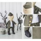 Интерьерная кукла «Питер», набор для шитья, 18 × 22.5 × 2.5 см