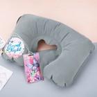 Дорожный набор «Good night»: надувная подушка, бирка на сумку