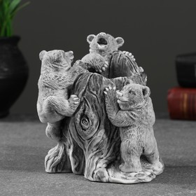 """Карандашница """"Три медвежонка"""" 11,4см"""