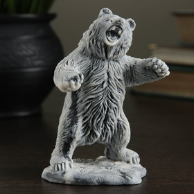 """Сувенир """"Медведь в ярости"""" 11см"""