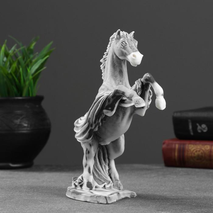 "Сувенир ""Конь на дыбах №1"" 18см - фото 798099582"