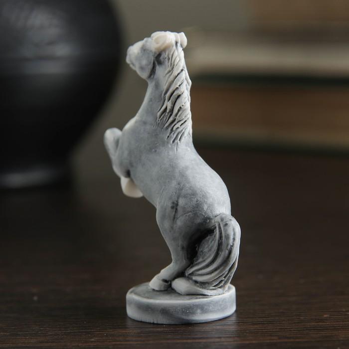 """Сувенир """"Конь на дыбах маленький"""" 6см - фото 366866619"""