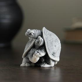 """Сувенир """"Две черепахи"""" 3,5см"""