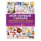 Мой первый словарь английского языка для начальной школы