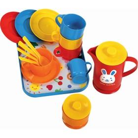 Набор игрушечной посуды «Чайная церемония», 16 предметов