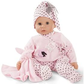 Кукла Cookie «Малыш» розовый, 48 см