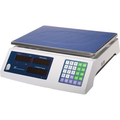 Весы ВР 4900-6-2 ДБ02, платформа 340х230, без стойки