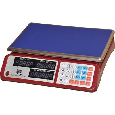 Весы ВР 4900-15-2 ДБ-04М, платформа 340х230, без стойки