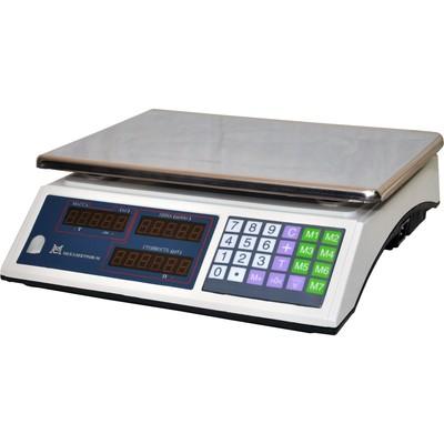 Весы ВР 4900-30-5 ДБ-02, платформа 330х230, без стойки