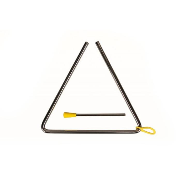 Треугольник FLIGHT FTR-7 Размер: 7'(18cм) Состав: металл, пластик