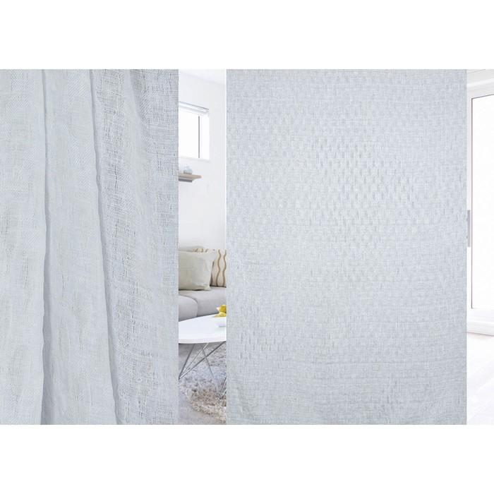 Ткань портьерная, ширина 280 см, лён, фэнтези
