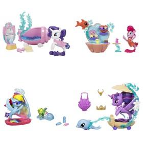 Набор My Little Pony «Пони мерцание» с аксессуарами