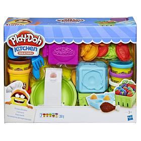 Игровой набор для лепки «Готовим обед»