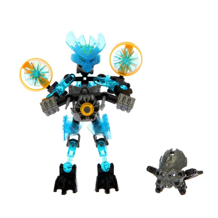 Робот-конструктор «Космик», в пакете