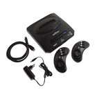 Игровая приставка SEGA Retro Genesis HD Ultra 2 + 50 игр (2 беспров. джойстика,HDMI кабель)