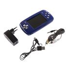 Портативная игровая приставка 16bit DVTech Scout + 9 игр (синяя)