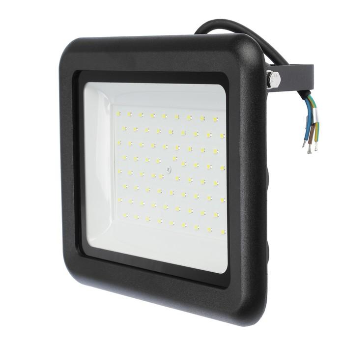 Прожектор светодиодный ASD СДО-7-100, 100 Вт, 230 В, 6500 К, 8000 Лм, IP65