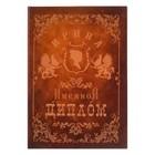 """Diploma named """"Irina"""" 110 x 150 mm"""