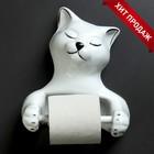 """Держатель для бумаги """"Кошка"""""""