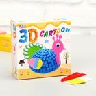 """Набор для творчества """"Создай 3D игрушку - Павлин"""""""