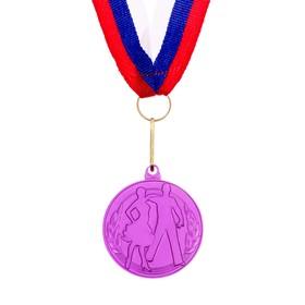 Медаль тематическая 147 'Танцы' Ош
