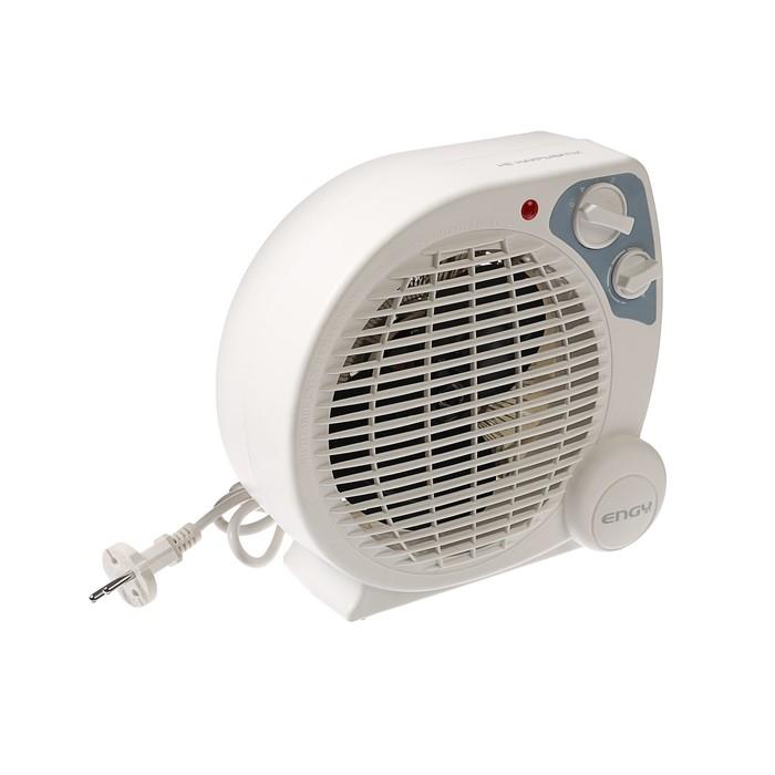 Тепловентилятор Engy EN-513, 2000 Вт, белый