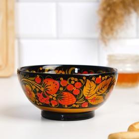 Чашка «Ягодка», полная запись, 13×13×6 см, хохлома