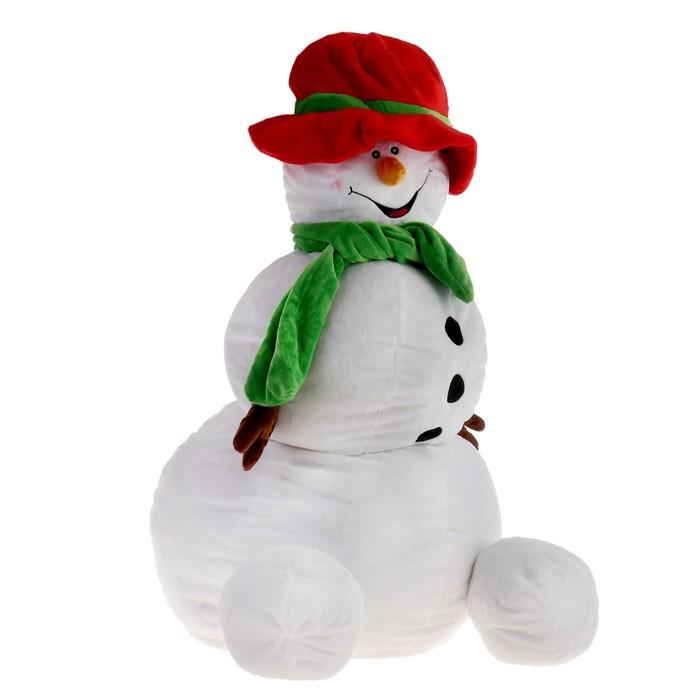 """Сладкий Новогодний подарок """"Снеговик"""", 350 г"""