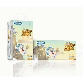 Подгузники-трусики детские ЭлараKIDS Palmbaby Magic, по японской технологии, размер XL, 38 шт. в упаковке
