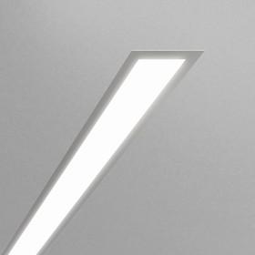Светильник светодиодный LSG-03-5, IP20, 4200K, 12 Вт, цвет серебро