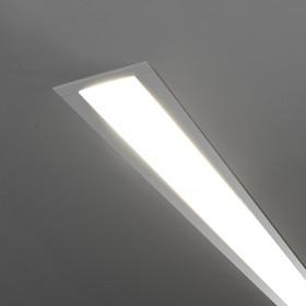 Светильник светодиодный LSG-03-5, IP20, 3000K, 9 Вт, цвет серебро