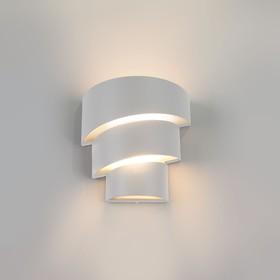Светильник светодиодный 1535 TECHNO, IP54, 3000K, 15 Вт, цвет белый