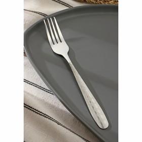 Набор вилок столовых Доляна «Ромб» 20,5 см, 6 шт