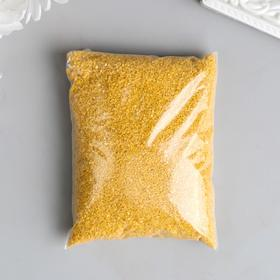 """The sand color in the package """"Dark yellow"""" 100 gr"""