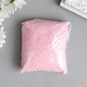 """Песок цветной в пакете """"Нежно-розовый"""" 100 гр"""