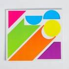 """Developing a set of magnets """"Shapes and colors"""""""