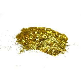 Блестки Silk Plaster, люрекс, золотые