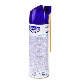 """Аэрозоль супер от насекомых """"Чистый дом"""" универсальный, 400 мл - фото 1696751"""