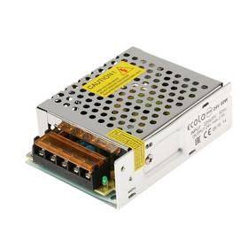 Блок питания для светодиодной ленты Ecola, 60 Вт, 220-24 В , IP20