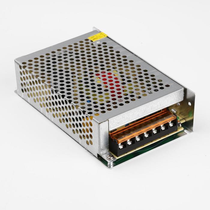 Блок питания для светодиодной ленты Ecola, 100 Вт, 220-24 В, IP20