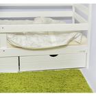Комплект из 2-х ящиков для кровати-домика DreamHome INCANTO, цвет белый