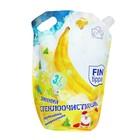 Незамерзающий очиститель стёкол 02, Fin tippa Банан, -10°С, дой-пак, 3 л