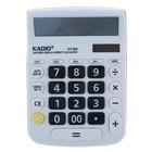 Калькулятор настольный 12-разрядный 309 двойное питание