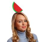 """Карнавальный ободок """"Арбуз"""", поролон"""