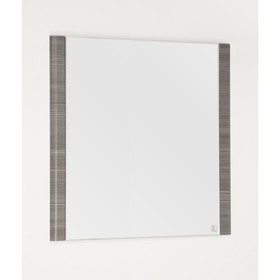 Зеркало Лотос 70, Шелк зебрано