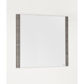 Зеркало Лотос 80, Шелк зебрано