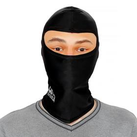 Cap comforter LYCOSA SILK-PLUS BLACK, size S, M