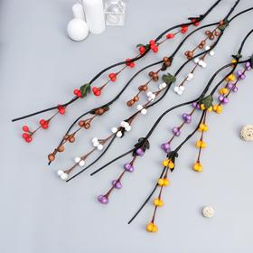 Decor tinggi 150 cm, branch with balls (package of 5 PCs, price for 1 PCs.), mix